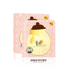 Papa Recipe - Bombee Rose Gold Honey Mask Pack 5 sheets