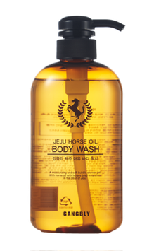 Gangbly - JeJu Horse Oil Body Wash 500ml