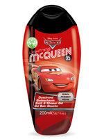 Disney - Pixar Cars Lightning McQueen 95 Bath & Shower Gel (Peach) 200ml/6.76oz