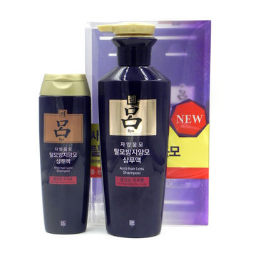 Ryoe - Anti-Hair Loss Shampoo Set (For Nornal & Dry Scalp) 400ml + 180ml