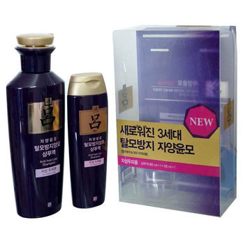 Ryoe - Anti-Hair Loss Shampoo Set (For Dry Scalp) 400ml + 180ml