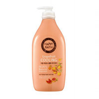 HAPPY BATH - Grapefruit Essence Body Wash 900g