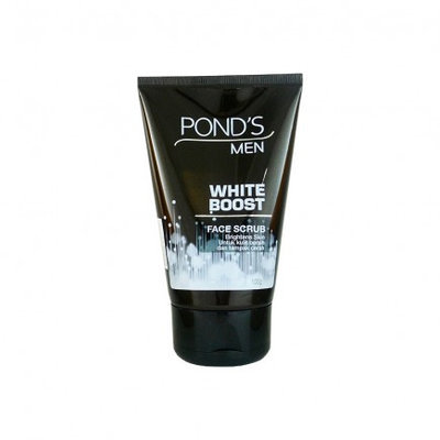 POND's Men White Boost Face Scrub
