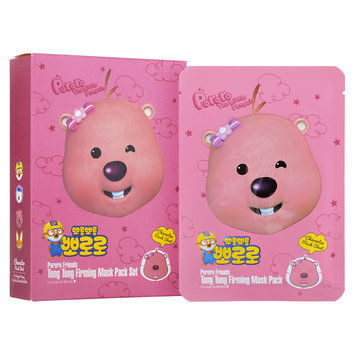 Pororo - Tong Tong Firming Mask Pack Set 10 sheets