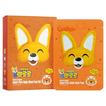Pororo - Smart Pore Guide Mask Pack Set 10 sheets