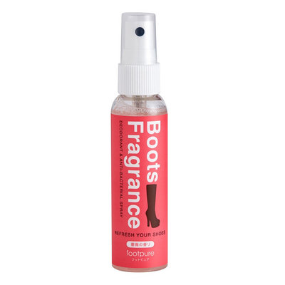 FOOTPURE Boots Fragrance Shoe Spray Rose 60ml