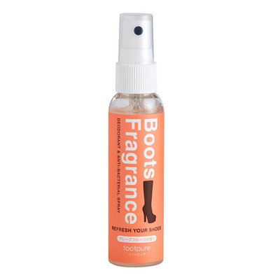 FOOTPURE Boots Fragrance Shoe Spray Grapefruit 60ml