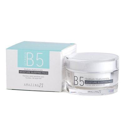 AMAZING21 - B5 Sodium Hyaluronate Moisture Sleeping Pack 50ml