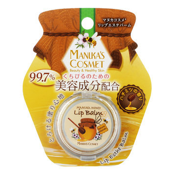 Manuka's cosmet - Manuka Honey Lip Balm 3g