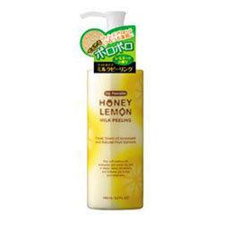 BCL - Honey Lemon Milk Peeling (Fresh Scent of Lemonate & Natural Fruit Extracts) 145ml