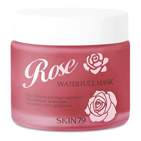 SKIN79 Rose Waterfull Mask