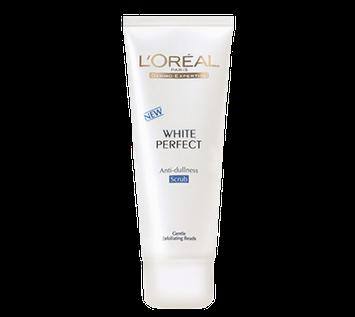 L'Oréal Paris White Perfect Anti-Dullness Scrub