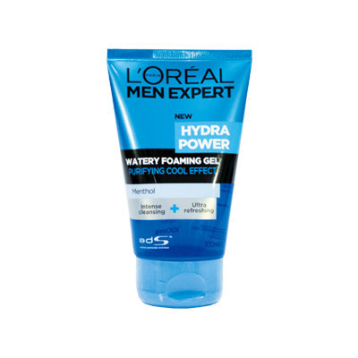 L'Oreal Men Expert Hydra Power Watery Foaming Gel 100ml/3.4oz