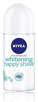 NIVEA - Whitening Happy Shave Roll On