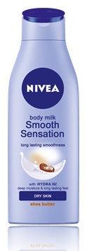 NIVEA Smooth Body Milk