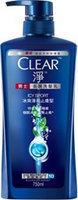 CLEAR - Men Charcoal Fresh Shampoo 750ml