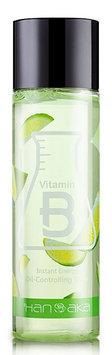 HANAKA - Instant Energy Vitamin B Oil-Controlling Toner 180ml
