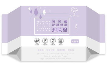 My Scheming Hyaluronan Hydrating Makeup Remover Wipes