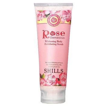 Shills - Rose Damascus Whitening Body Exfoliating Scrub 200ml
