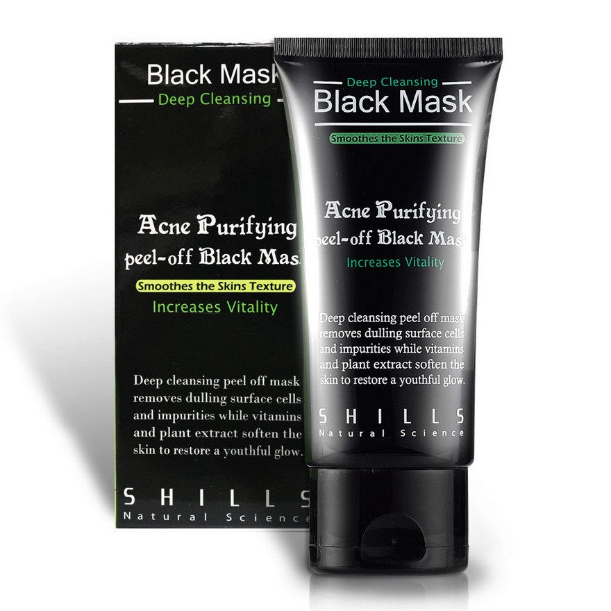 Shills - Acne Purifying Peel-Off Black Mask 50ml