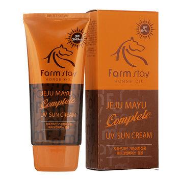 Farm Stay - Jeju Mayu Complete UV Sun Cream SPF 50+ PA+++ 70g