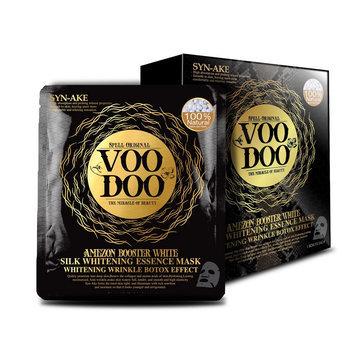 VOODOO - Amezon Booster Whtie Silk Whitening Essence Mask 1 pc