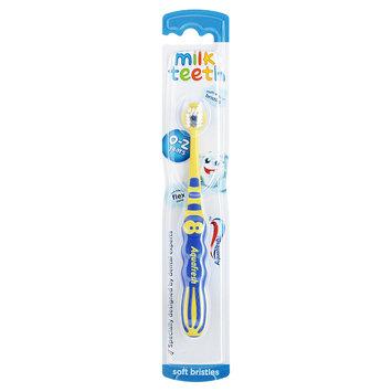 Aquafresh milk teeth toothbrush 0-2 years