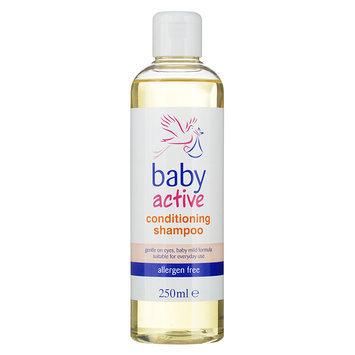 baby active - Conditioning Shampoo (Allergen free) 250ml