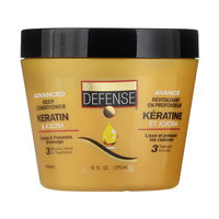 DAILY DEFENSE - Advanced Deep Conditioner Keratin and Jojoba (Tames and Prevents Breakage) 295ml