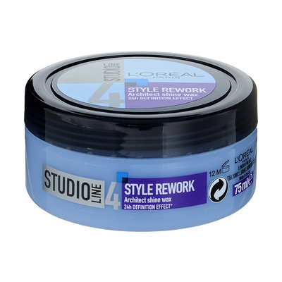 L'Oréal Paris Studio Line Style Rework Architect Shine Wax