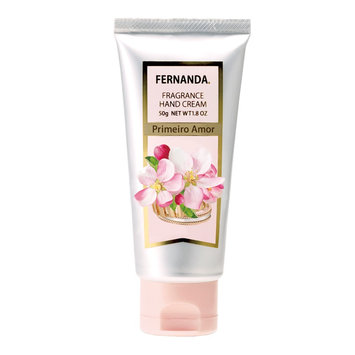 Fernanda - Fragrance Hand Cream Primeiro Amor 50g