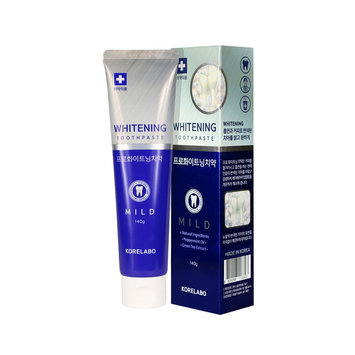 KORELABO - Whitening Toothpaste 140g x 2 pcs