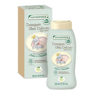 So.di.co. SO. DI. CO. - Disney Baby Ultra Delicate Body and Hair Wash 200ml