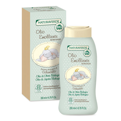 So.di.co. SO. DI. CO. - Disney Baby Organic Soothing Massage Oil 200ml
