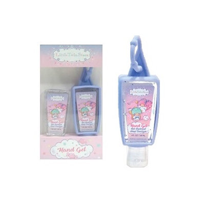 Sanrio - Little Twin Stars Hand Gel with Case & Refill Set 3 pcs