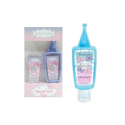 Sanrio - Cinnamoroll Hand Gel with Case & Refill Set 3 pcs