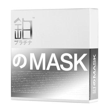 PT-mask - Platinum CO2 Mask 5 pcs