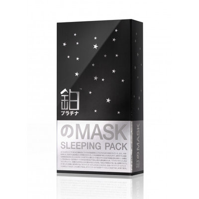 PT-mask - Platinum Sleeping Pack 20 pcs