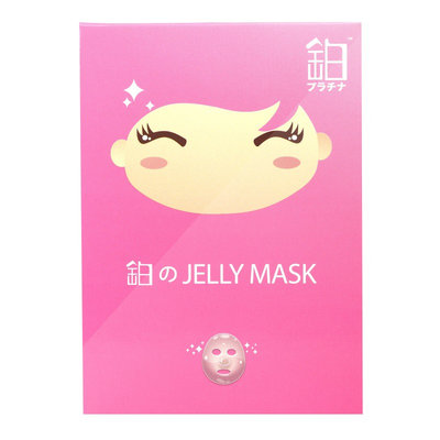 PT-mask - Platinum Ultimate Moisture Jelly Mask 3 pcs