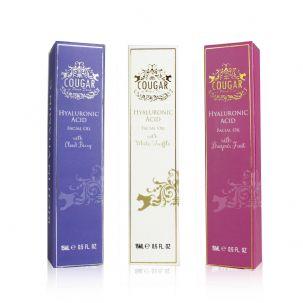 Cougar Beauty Products - Hyaluronic Acid Facial Oil Trio Set: Dragon Fruit 15ml + Cloud Berry 15ml + White Truffle 15ml 3 pcs
