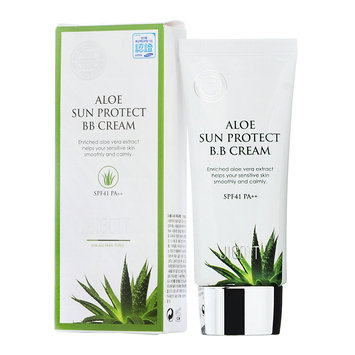 Jigott - Aloe Sun Protect BB Cream SPF 41 PA++ 50ml