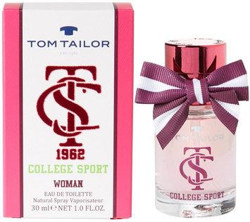 TOM TAILOR - College Sport Woman Eau de Toilette 30ml