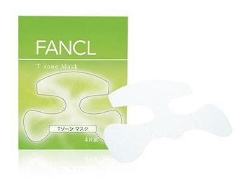 Fancl - T-Zone Mask 4 pcs
