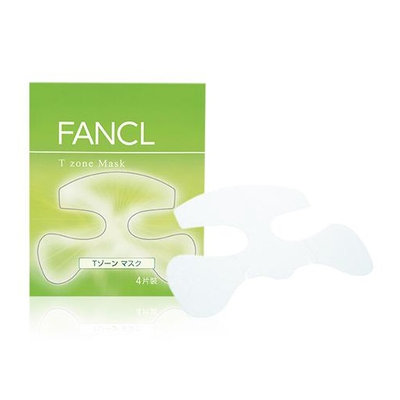 Fancl - T-Zone Mask 4 pcs