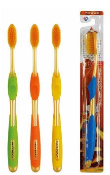 EQMAXON Corp. - EQ Nano Gold Toothbrush (Soft) (Random Color) 1 pc