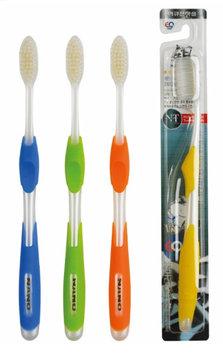 EQMAXON Corp. - EQ Nano Sliver Toothbrush (Soft) (Random Color) 1 pc