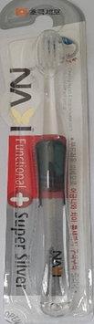 EQMAXON Corp. - Navi Super Silver Toothbrush (Soft) 1 pc