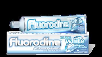 Fluorodine - Oxygen White Toothpaste 100ml