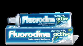 Fluorodine - Ultra Active Toothpaste 100ml