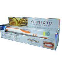 White Glo Extra Strength Whitening Toothpaste Coffee & Tea Drinkers Formula (Purple) (100ml)